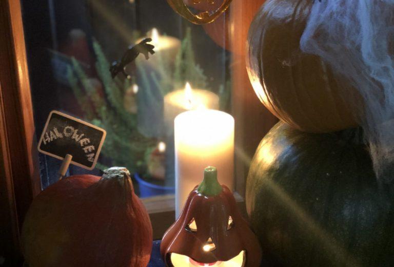 Przygotowania do Halloween!
